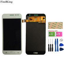 Mobile LCD Display For Samsung Galaxy J2 2015 J200 J200FJ200Y LCD Display Assembly Touch Screen Digitizer Repair Tools