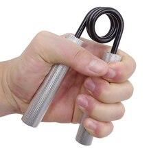 100lbs-300lbs aperto da mão strengener aperto pesado treinador braço dedo reabilitação exercício força handgrip mão força