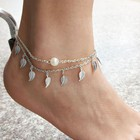 Women Anklet Chain A...