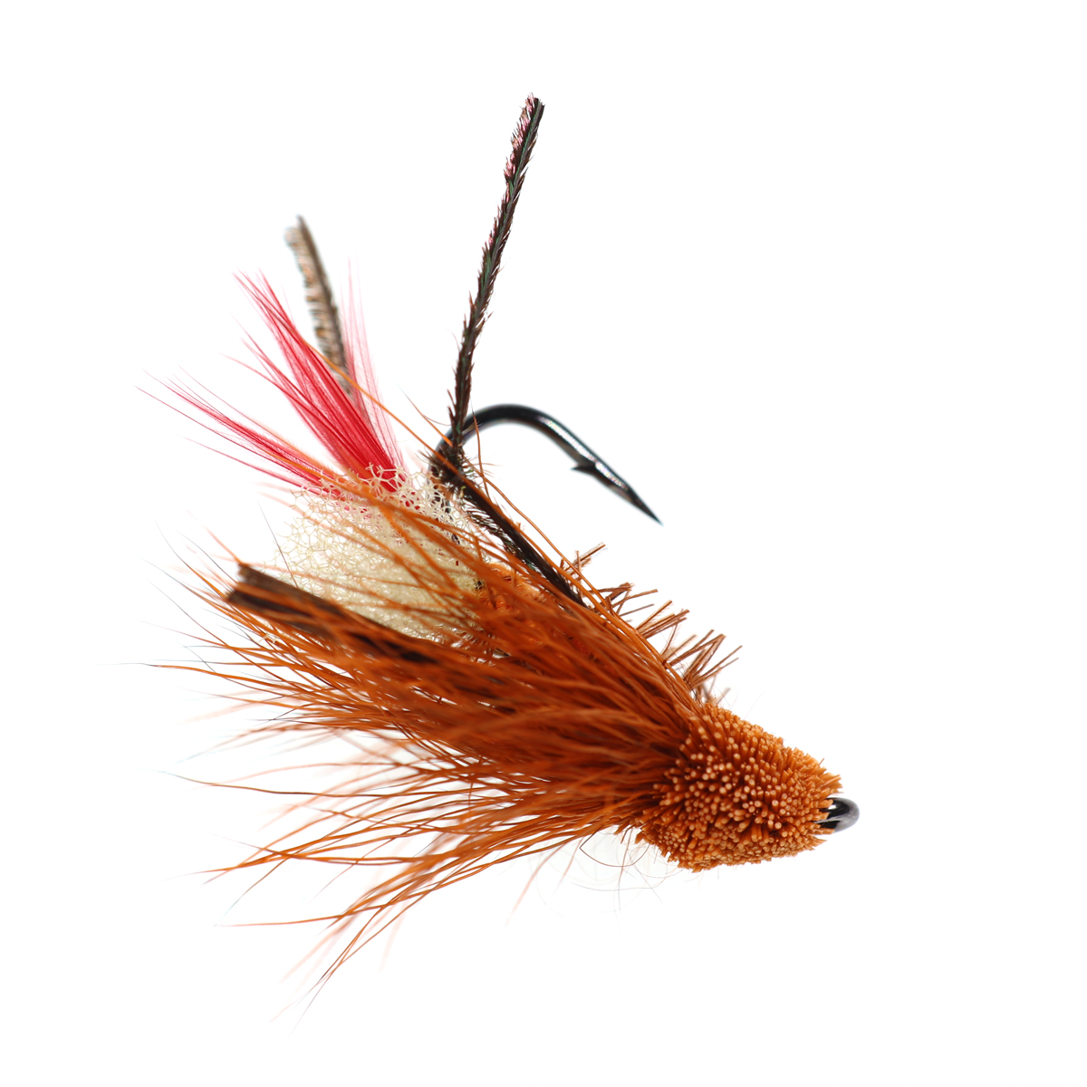 5PCS #10 Trout Fishing Fly Grass Hopper Fly terrestrial Hopper Fly Floating Bass Crappie Bug Bait Artificial Lure 11