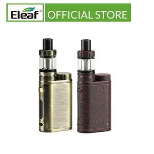 Image 1 - Распродажа оригинальный Eleaf iStick Pico комплект с 2 мл MELO III мини распылитель или 4 мл Melo 3 распылитель выход 75 Вт бокс мод электронная сигарета