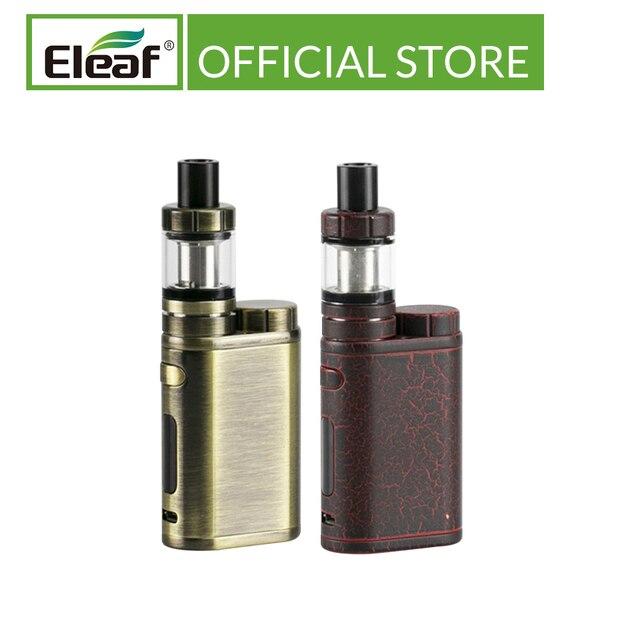 Распродажа оригинальный Eleaf iStick Pico комплект с 2 мл MELO III мини распылитель или 4 мл Melo 3 распылитель выход 75 Вт бокс мод электронная сигарета