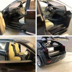 Image 3 - Lexus SUV RX350 1:32, modèle de voiture en alliage moulé sous pression, modèle de voiture jouet pour enfants, cadeaux danniversaire de noël, livraison gratuite
