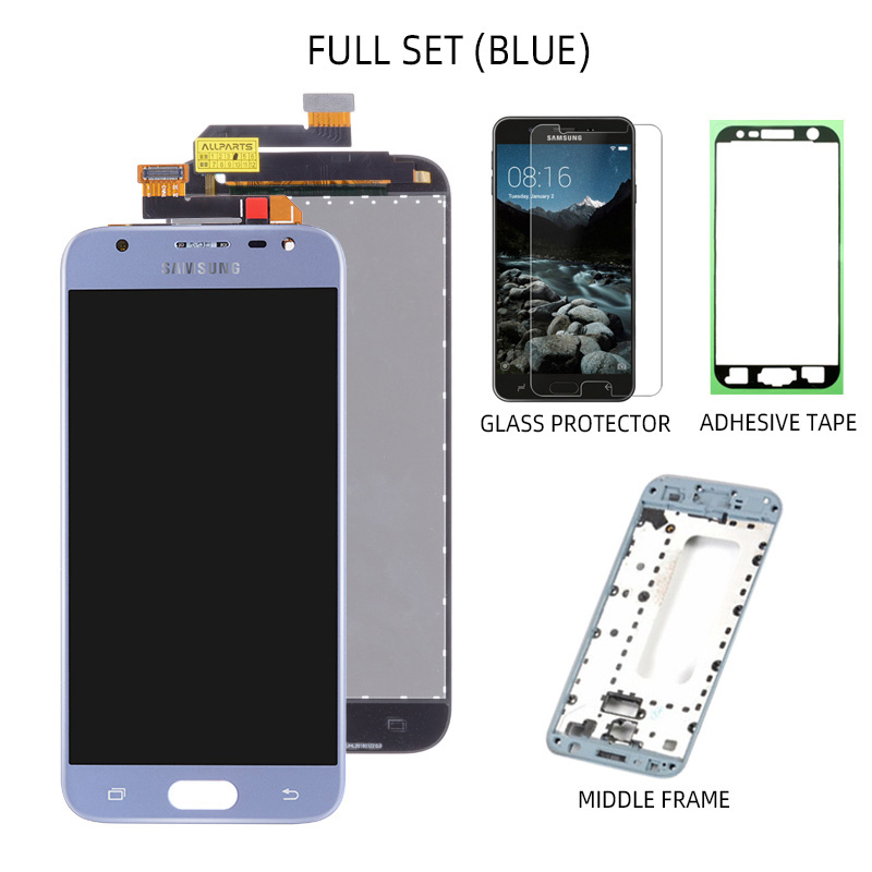 Original LCD SAMSUNG J3 2017 Display Touch Digitizer for SAMSUNG Galaxy J3 2017 LCD Replacement Screen J3 Pro 2017 J330 J330F