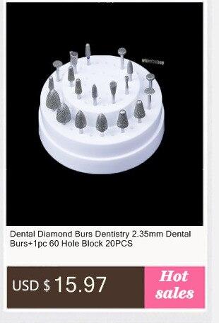 Alta velocidade dental dos burs fg do