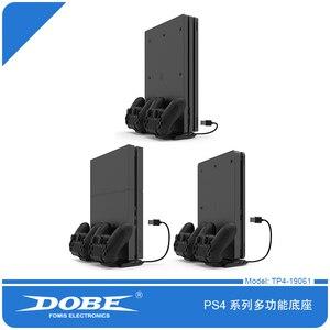 Image 4 - Dobe TP4 19061 Multifunktions Stand HUB Ladestation für PS4/PS4 Dünne/PS4 PRO