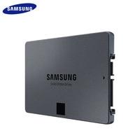 Original SAMSUNG SSD 870 QVO 1TB 2TB 4TB 2.5 inch SATA High Performance Solid State Drive 1tb 2tb hd ssd for laptop/desktop/pc