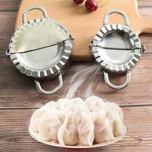 Utensilios para albóndigas Jiaozi, molde ecológico para pastelería, herramientas de cocina de acero inoxidable, cortador de masa para cocina, herramientas para hacer cocina