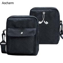 Aocharm Women Messenger Bag Men Crossbody For Mens Shoulder Small Shoulders Bags Wallets and