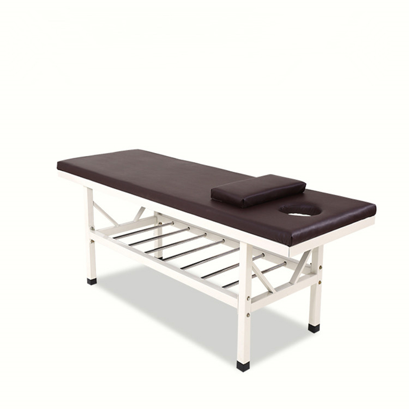 Point Massage Bed Reinforcement With Hole Beauty Physiotherapy Bed Massage Bed Massage Bed Medical Examination Clinic Bed