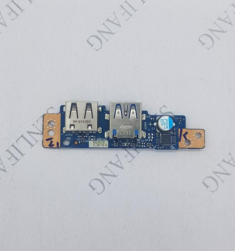 Original For LENOVO IDEAPAD 510 510-15ISK 510-15 USB PORT BOARD NS-A757 Free Shipping