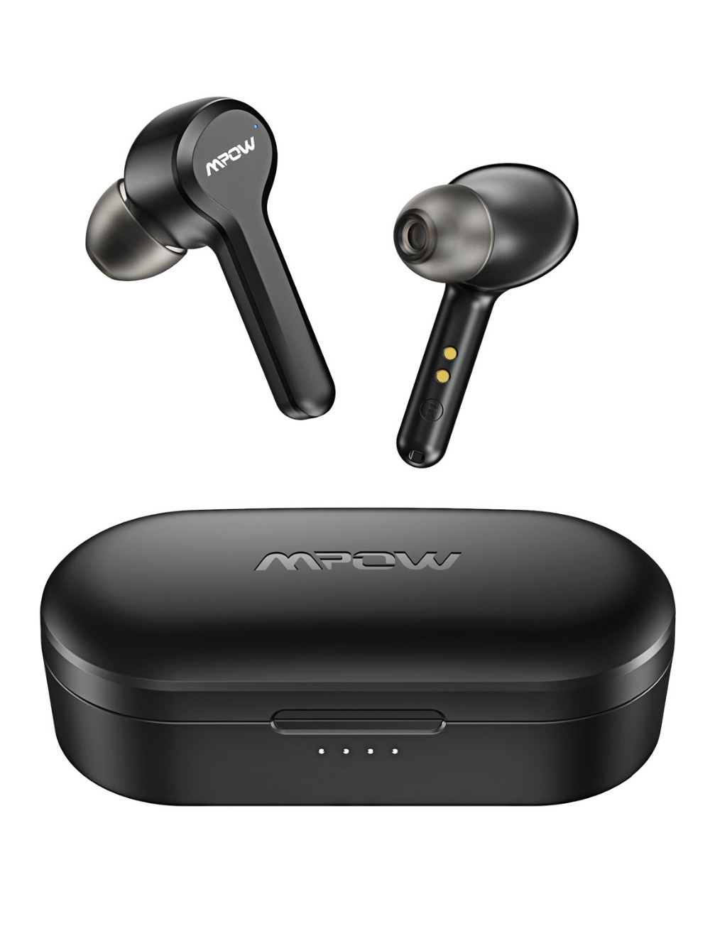 Mpow M9 TWS Earbuds True Wireless Bluetooth 5.0 Headphone IPX7 Waterproof Earphone With Charging Case 30H Playtime For iPhone 11 PK SoundPEATS TWS Earbuds (11)
