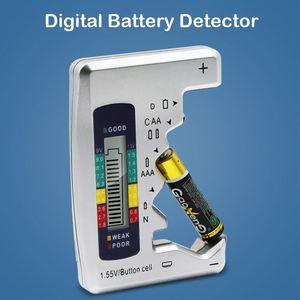 Тестер емкости литиевых аккумуляторов C/D/9V/AA/AAA/1,5 V