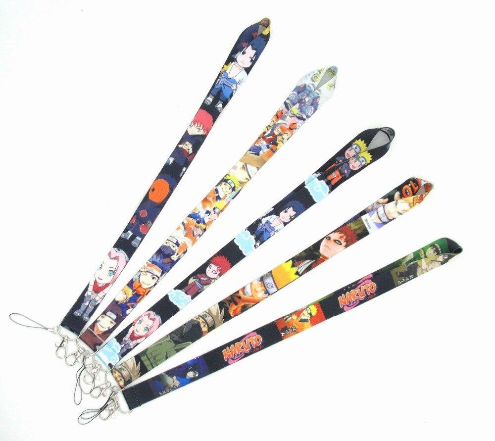 Seller Naruto Key Chain Neck Strap Lanyard U.S