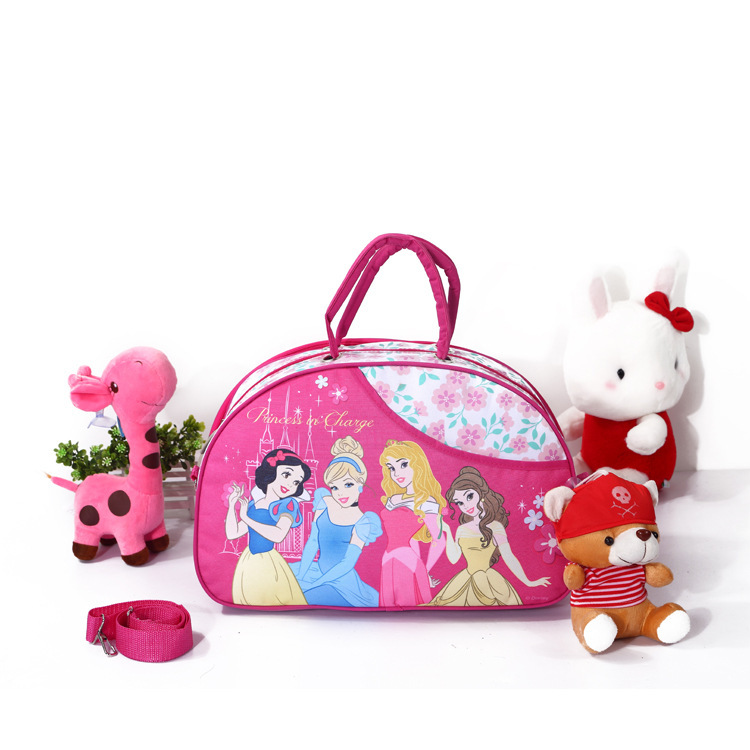 Diaper Bag Princess Series Cartoon Handbag Exquisite And Durable Higher Pin Yi Carriable Hand Mommy Bag
