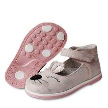 MEW/1 пара; модные милые сандалии для девочек; ортопедические детские милые туфли