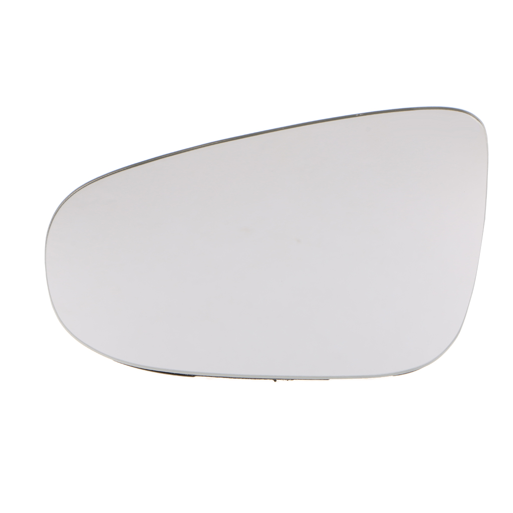 Left Passenger side wing mirror glass for Renault Clio III 09-12 Heated