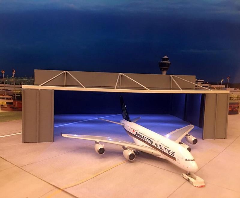 Coleção de aviões modelo de brinquedo, 20*20