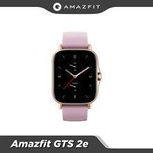 Amazfit-reloj inteligente GTS 2e para hombre y mujer, accesorio de pulsera resistente al agua 5 ATM con Bluetooth y respuesta a llamadas, compatible con Android e IOS, versión Global