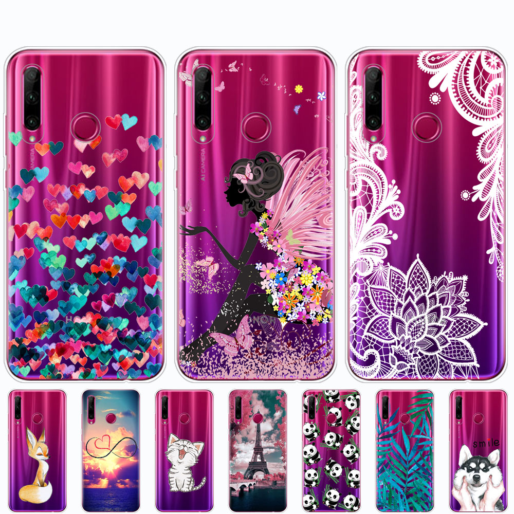 <font><b>Case</b></font> for <font><b>Honor</b></font> <font><b>10i</b></font> HRY-LX1T <font><b>Case</b></font> Silicone tpu Back Cover Phone <font><b>Case</b></font> For Huawei <font><b>Honor</b></font> <font><b>10i</b></font> Honor10i 10 i 6.21 inch coque bumper image