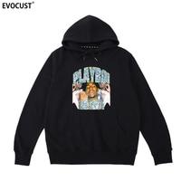 Playboi Carti Hip Hop Vintage Cool Graphic Funny Rapper men Hoodies Sweatshirts women unisex Combed Cotton