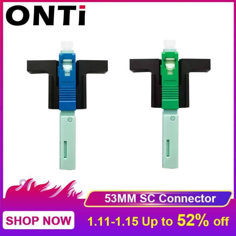 Ftth-Tool Cold-Connector-Tool Sc Apc Fiber-Optic Single-Mode SM Onti 53MM High-Quality