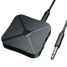 2 ב 1 אלחוטי Bluetooth 4.2 מקלט משדר בית טלוויזיה MP3 מחשב אלחוטי מתאם אודיו 3.5MM AUX סטריאו עבור רמקול טלוויזיה רכב מחשב