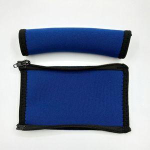 Image 2 - Headphone Headband Cover Head Band Flexible Cloth Zipper Cushion Top Pad Protector Replacement for Sony XB950B1 XB950BT Earphone