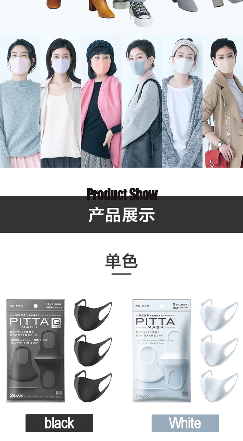 Breathable & Protective Mask (3)