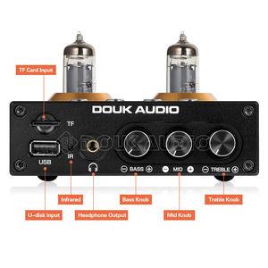 Image 2 - Nobsound Mini Bluetooth 5.0 Vacuum Tube Preamp HiFi Stereo Receiver USB Player Audio Headphone Amplifier
