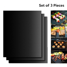 Pad Grill-Mat Barbecue-Oven-Tool Baking-Sheet Cooking Outdoor Non-Stick BBQ Picnic Reusable