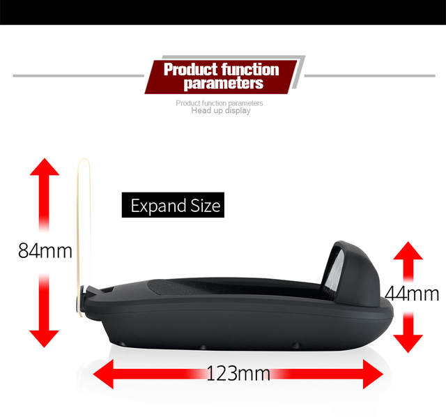 Купить автомобильный электронный проектор на лобовое стекло obd obd2 картинки цена