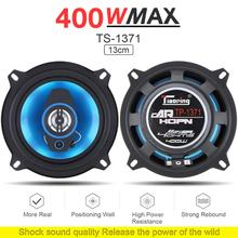 2pcs 5 Inch 400W 2 Way Car Coaxial Auto Audio Music Stereo F