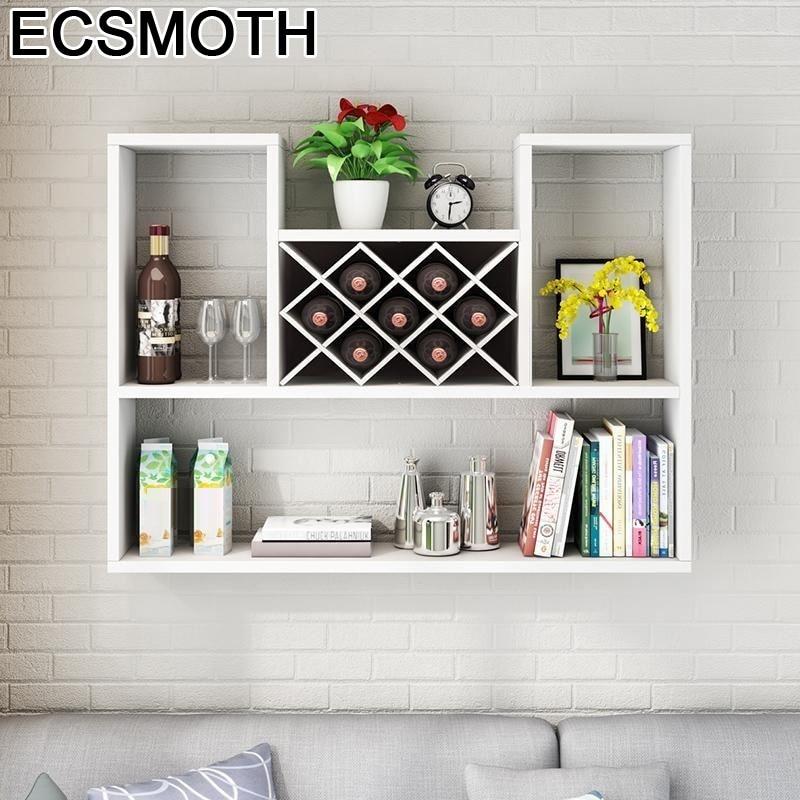 Armoire Shelves Desk Rack Table Mobilya Dolabi Meuble Meube Adega Vinho Kast Storage Shelf Bar Commercial Furniture Wine Cabinet