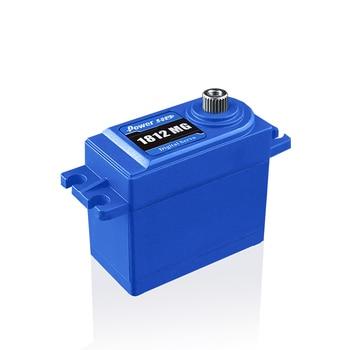 цена на Power HD 1812MG Waterproof metal gear steering gear RC Servo for RC Car Climbing car TRX4