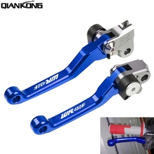 Dirt bike brakes Motorcycle Brake Clutch Levers Handle FOR Yamaha WR450F  2016 2017 2018 2019 2016-2019 WR450F WR 450F