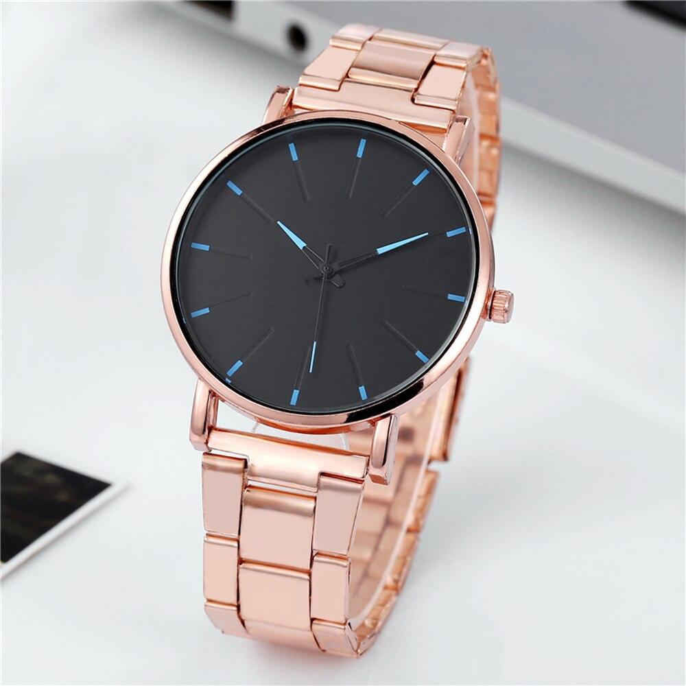 Men's Fashion Ultra Thin Watches Simple Men Business Stainless Steel Mesh Belt Quartz Watch CLOVER JEWELLERY