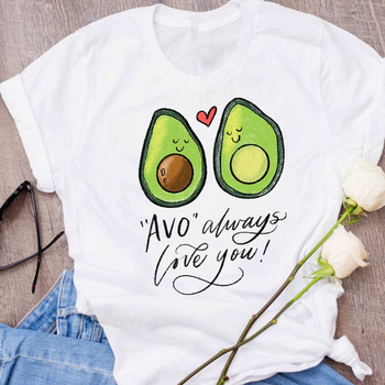 avocado shirt love