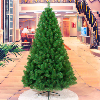 120/150/180CM Encryption Green Tree Mini Artificial Christmas Tree Decorations Family Christmas Decoration Home Decor Party 1