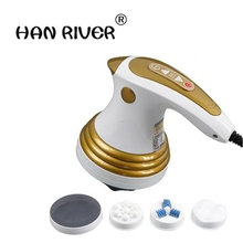 Multifunction Infrared ELECTRIC SLIMMING Roller Vibration MASSAGE.Body Beauty
