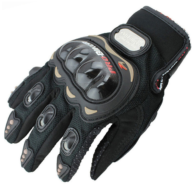 Ladies Pro Biker Gloves 4