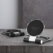 Batman Lega di Alluminio del Metallo Del Telefono Mobile Del Supporto Del Basamento Per il iPhone 11 Pro Max X XS MAX XR Universale Del Telefono Delle Cellule supporti tablet Supporto