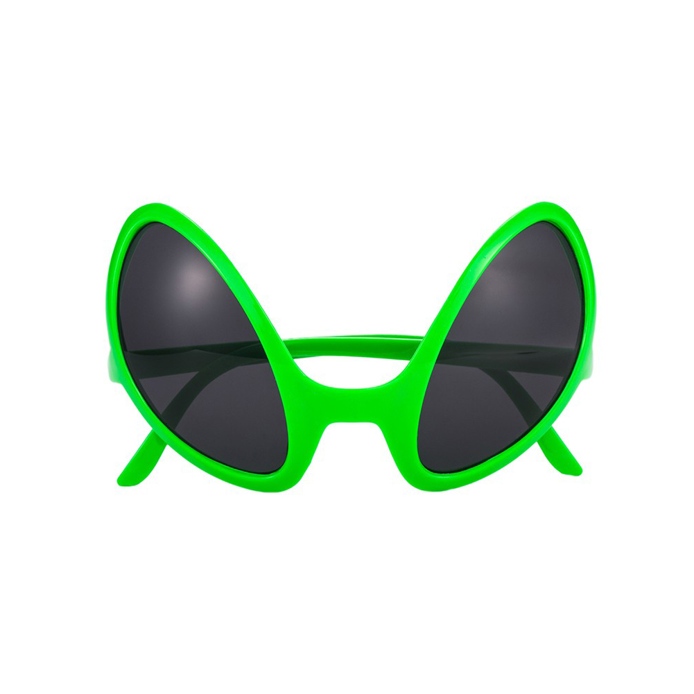 Childrens Alien Glasses Toy For Halloween Masquerade And Photography Crops