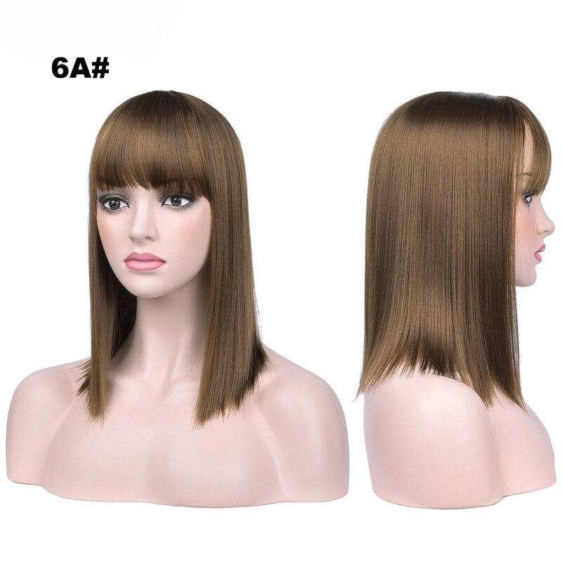 Grampo de extensão do cabelo ombre feminino