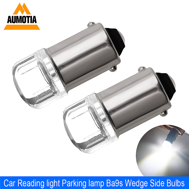 2x BA9S T4W LED Car light bulb T2W T3W H5W interior Car LED License Plate light Innrech Market.com