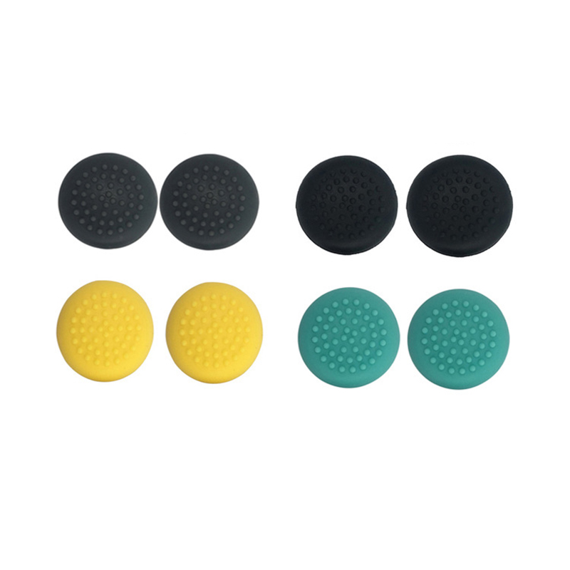 Rubber Silicone Cap For Nintend Switch Lite Controller Thumbstick Thumb Stick Pretect Cover Case Skin Joystick Grip Shell