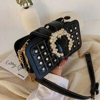 Louis Brand Solid Color Leather Mini Crossbody Bags for Women 2019 Messenger Shoulder Bag Female Travel Phone Purses and Handbag