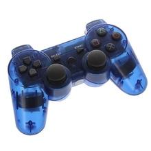 TENZERO Compatible For Ps3 Gamepad Bluetooth Controller Joystick Vibrator Compat