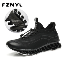 FZNYL New Running Shoes For Men Breathable Sapatilhas Homem Outdoor Sport Sneakers Lightweigh Walking Size 38-44