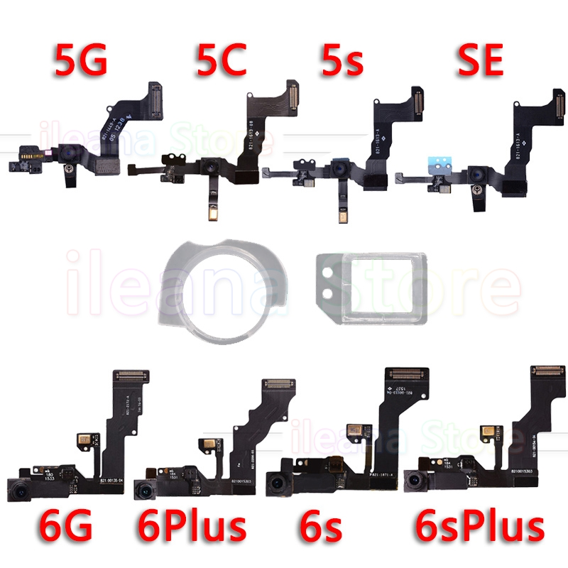 Original For IPhone 5S 5C SE 5 Right Proximity Sensor Face Front Camera Flex Cable For IPhone 6 6s Plus